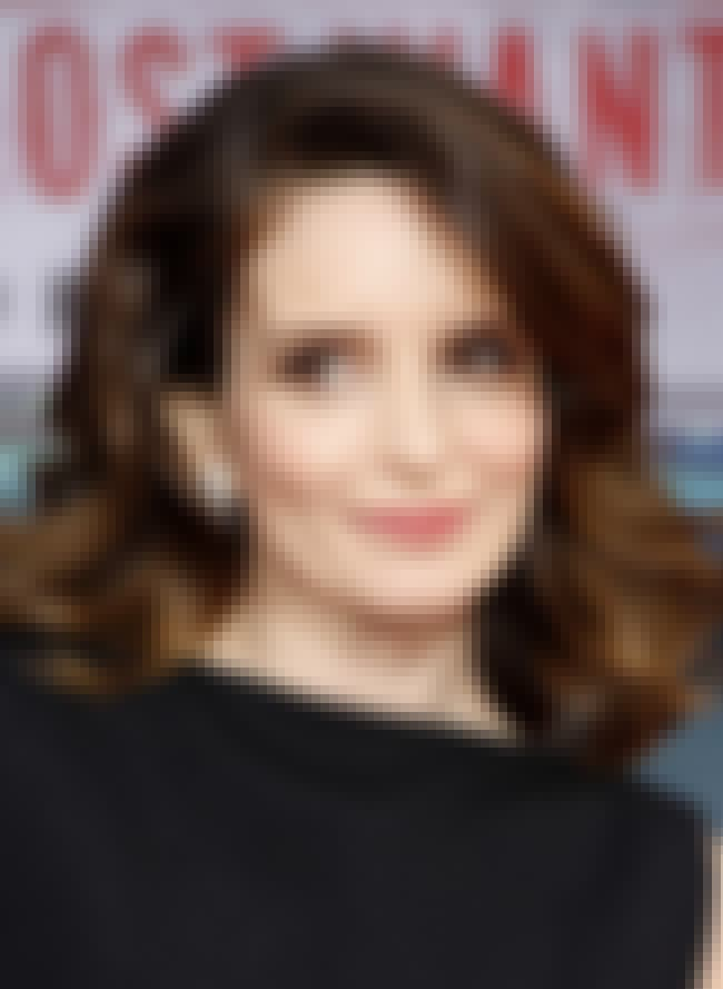 Tina Fey is listed (or ranked) 3 on the list Famous Female Comedians