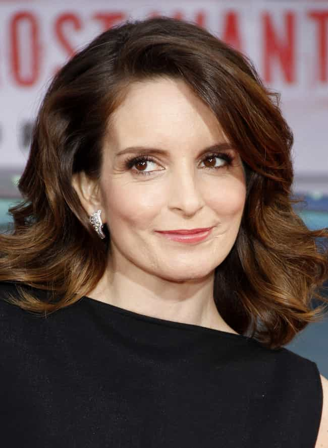 Tina Fey is listed (or ranked) 4 on the list Celebrity Pregnancy List 2011
