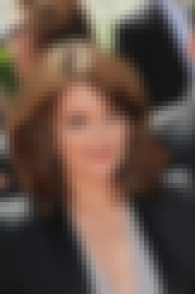 Tina Fey is listed (or ranked) 1 on the list Famous INTPs