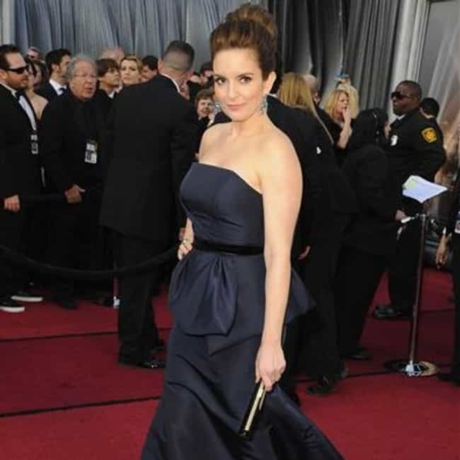 Tina Fey is listed (or ranked) 4 on the list 2012 Oscars Red Carpet Worst Dressed