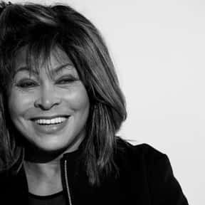 Tina Turner is listed (or ranked) 1 on the list The Greatest Entertainers of All Time