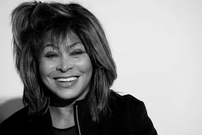 Tina Turner is listed (or ranked) 3 on the list Rock Stars Who Have Aged Surprisingly Well
