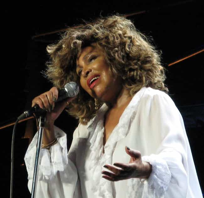 Tina Turner is listed (or ranked) 3 on the list 28 Famous Divorcées Who Kept Their Ex-Husbands' Names