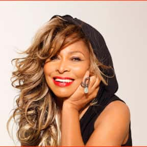 Tina Turner is listed (or ranked) 20 on the list The Best Female Vocalists Ever