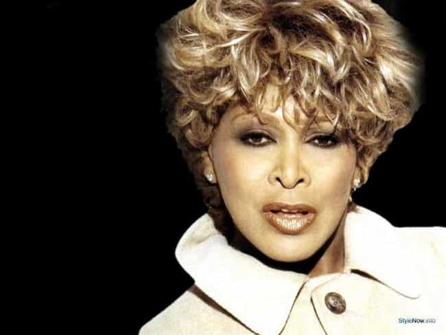 Tina Turner is listed (or ranked) 1 on the list 28 Celebrities Who Sang in the Church Choir