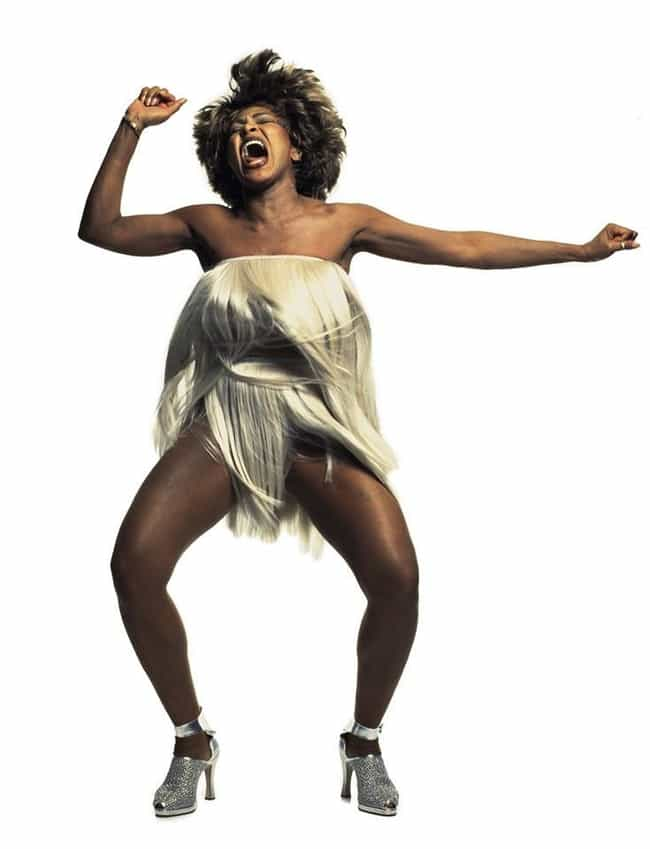 Tina Turner is listed (or ranked) 1 on the list The Sexiest Women Over 40