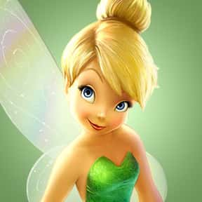 Tinker Bell is listed (or ranked) 1 on the list The Greatest Fairy Characters of All Time