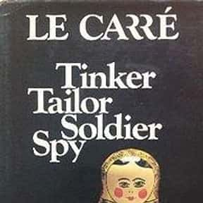 Tinker, Tailor, Soldier, Spy is listed (or ranked) 8 on the list The Best Crime Novels