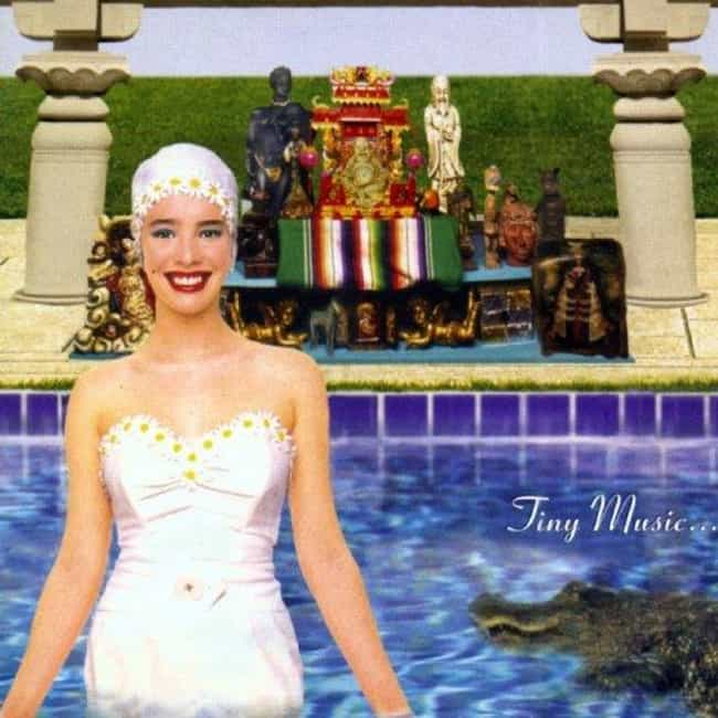 Tiny Music… Songs From the Vat... is listed (or ranked) 3 on the list The Best Stone Temple Pilots Albums of All Time