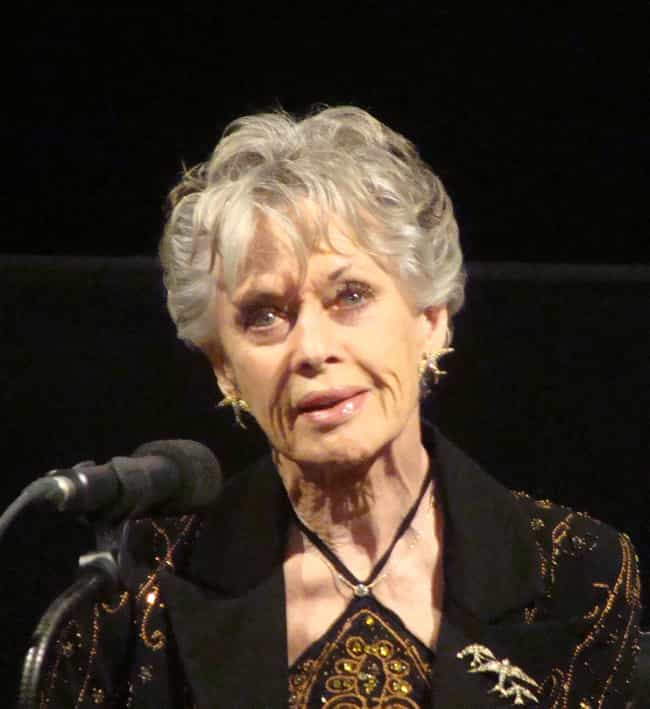 Tippi Hedren is listed (or ranked) 4 on the list Old Celebrities You Didn't Realize Are Still Alive