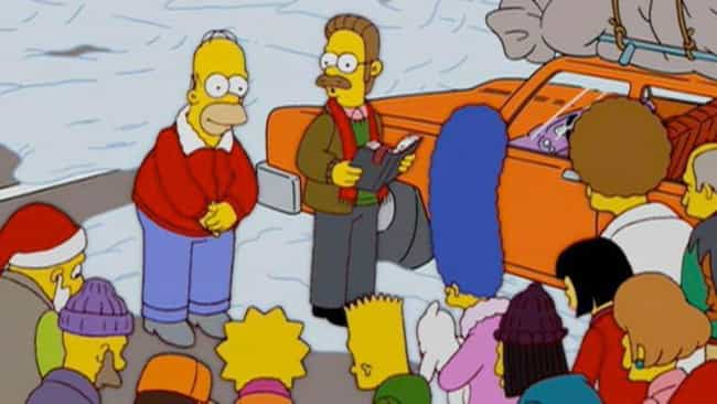 'Tis the Fifteenth Season is listed (or ranked) 4 on the list The Best Ned Flanders Episodes of 'The Simpsons'