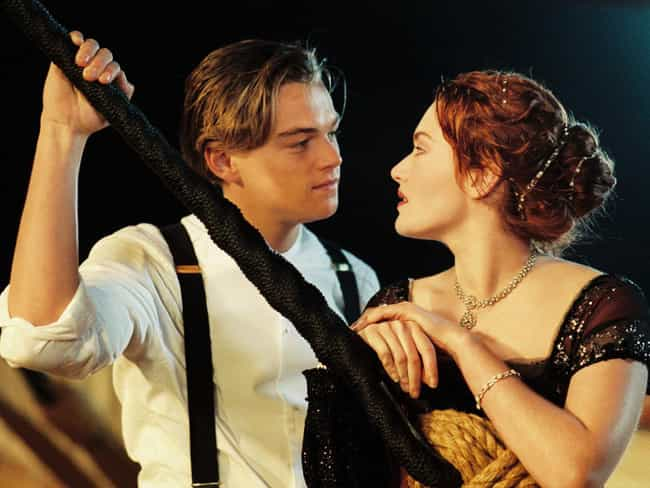 Titanic is listed (or ranked) 4 on the list The Best Meet-Cutes in Film History