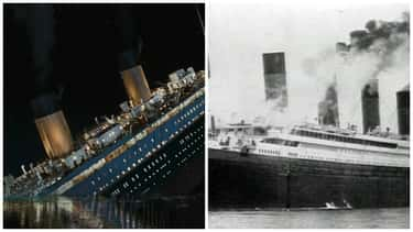 Titanic is listed (or ranked) 1 on the list The Best Oscar-Winning Movies Based on True Stories