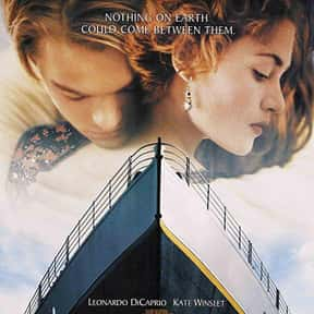 Titanic is listed (or ranked) 17 on the list The Greatest Film Scores of All Time