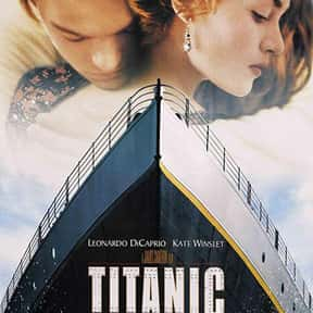 Titanic is listed (or ranked) 12 on the list The Greatest Disaster Movies of All Time