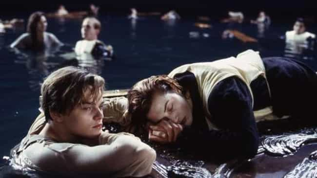 Titanic is listed (or ranked) 1 on the list The Dumbest Heroic Sacrifices In Movie History