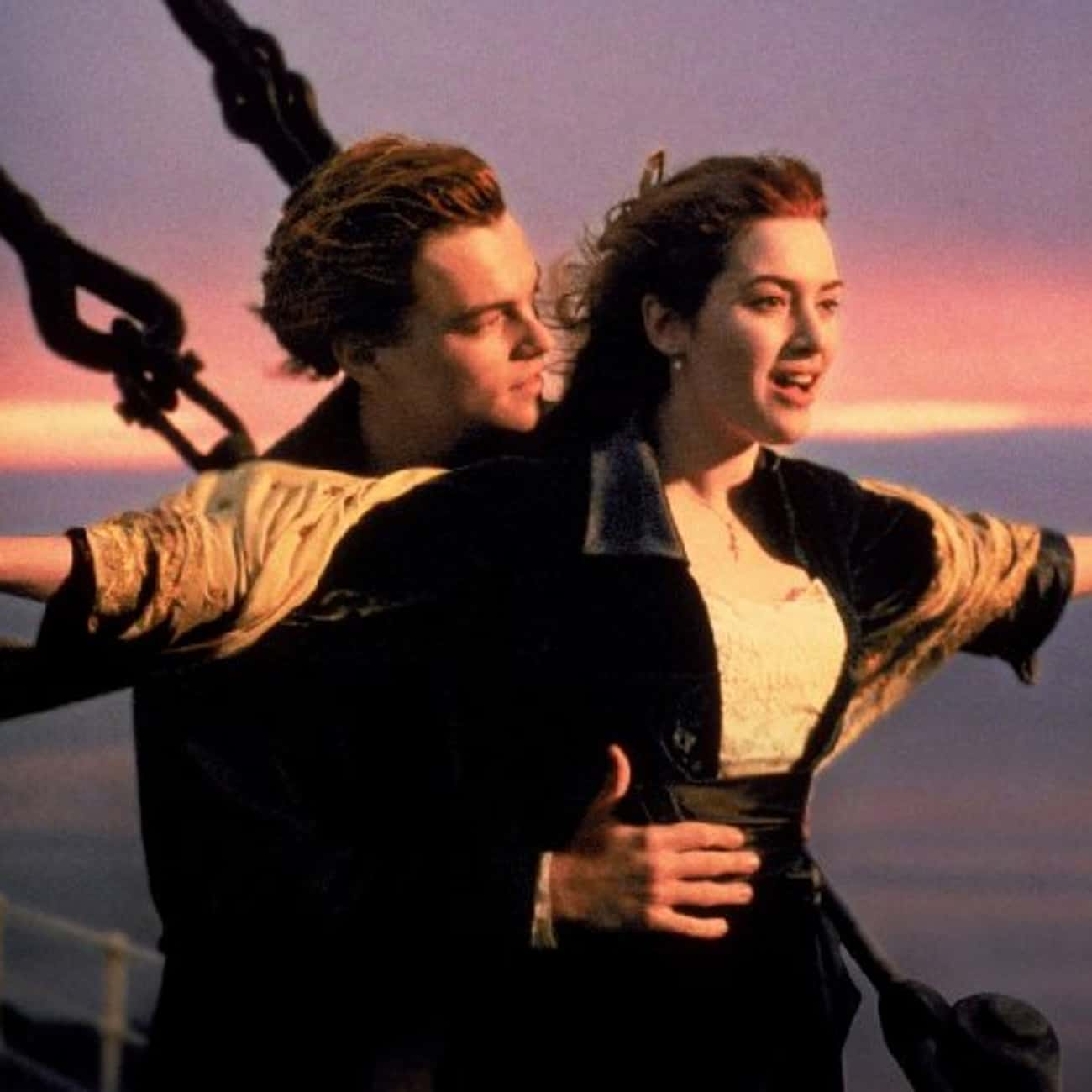 Titanic is listed (or ranked) 3 on the list The '90s Movies That Stuck with You the Most