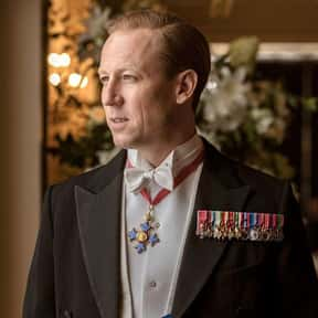 Tobias Menzies, 'The Crown' -  is listed (or ranked) 16 on the list 50 Snubs From The 2020 Emmy Nominations