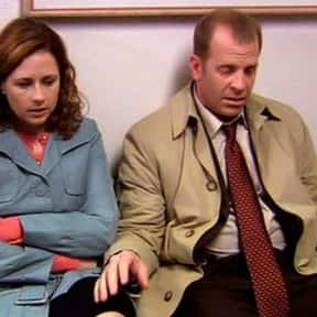 Toby Flenderson is listed (or ranked) 14 on the list Awkward TV Characters We Can't Help But Love