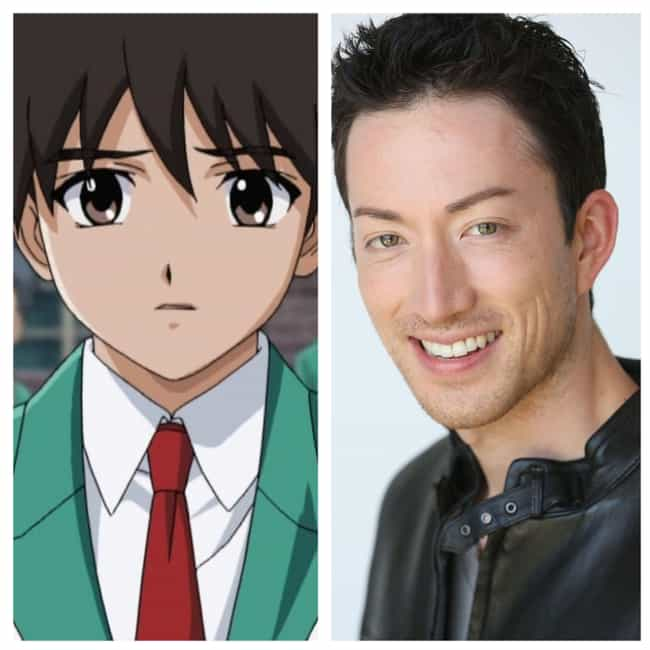 Todd Haberkorn is listed (or ranked) 4 on the list The 15 Greatest English Anime Voice Actors Of All Time