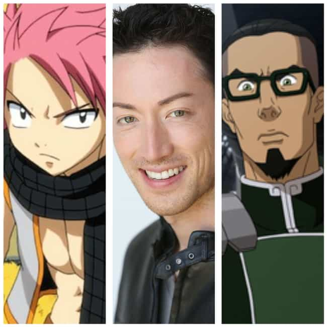 Todd Haberkorn is listed (or ranked) 2 on the list 15 Times Anime Voice Actors Appeared In Western Cartoons