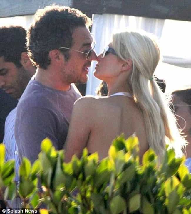 Todd Phillips is listed (or ranked) 4 on the list Paris Hilton's Loves &