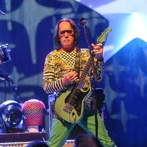 Todd Rundgren is listed (or ranked) 20 on the list The Best Power Pop Bands/Artists