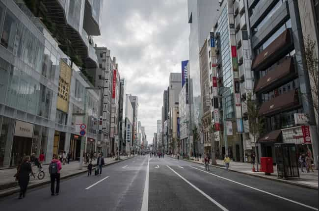 Tokyo is listed (or ranked) 3 on the list The Most Beautiful Cities in Asia