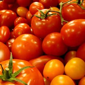 Tomato is listed (or ranked) 2 on the list The Best Garden Vegetables to Eat