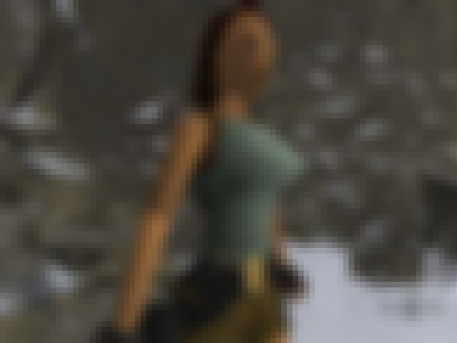Tomb Raider is listed (or ranked) 1 on the list 13 Classic Video Game That Unfortunately Haven't Aged Well