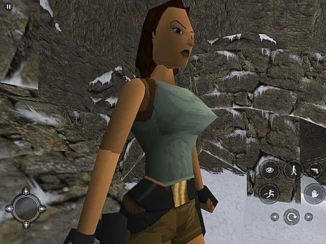 Tomb Raider is listed (or ranked) 1 on the list 13 Classic Video Games That Unfortunately Haven't Aged Well