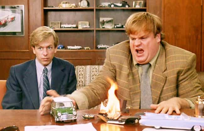 Tommy Boy is listed (or ranked) 7 on the list Pretty Good Movies You Haven't Seen Since Childhood You Can Catch On Netflix Right Now