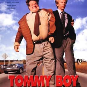Tommy Boy is listed (or ranked) 20 on the list The Best PG-13 Comedies of All Time