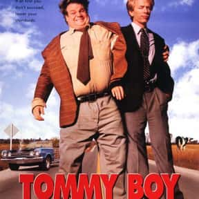 Tommy Boy is listed (or ranked) 14 on the list The Greatest Guilty Pleasure Movies