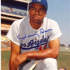 Tommy Davis is listed (or ranked) 5 on the list The Best Dodgers Left Fielders of All Time
