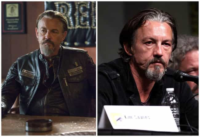 Tommy Flanagan is listed (or ranked) 2 on the list What The Major Players On Sons Of Anarchy Are Up To Now