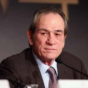 Tommy Lee Jones is listed (or ranked) 8 on the list The Greatest Actors & Actresses in Entertainment History