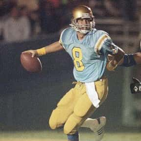 Tommy Maddox is listed (or ranked) 5 on the list The Best UCLA Bruins Quarterbacks of All Time