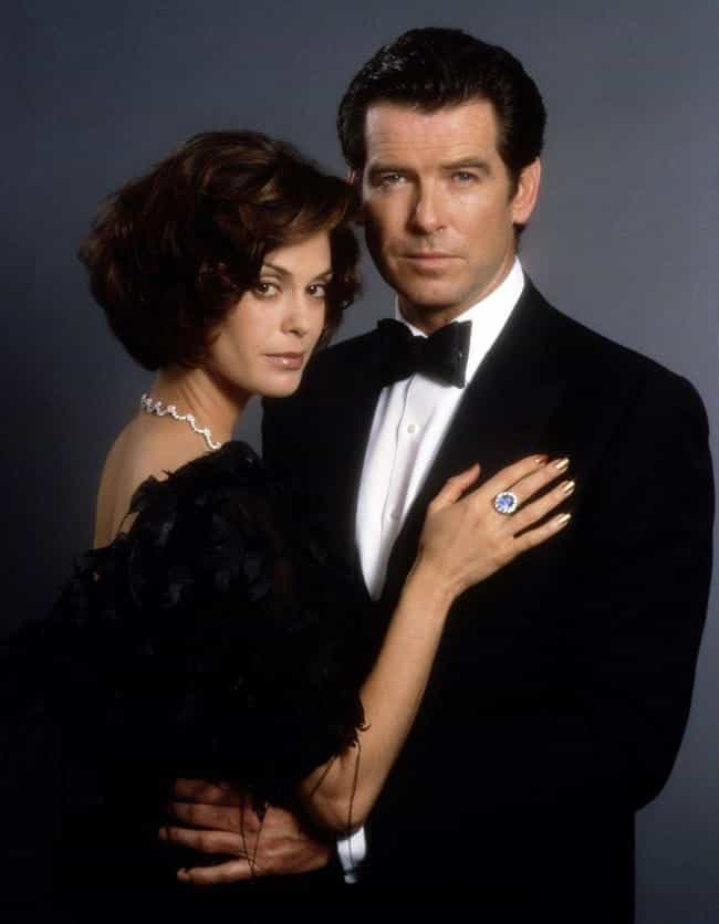 Tomorrow Never Dies is listed (or ranked) 7 on the list 13 Movie Couples Who Hated Each Other In Real Life