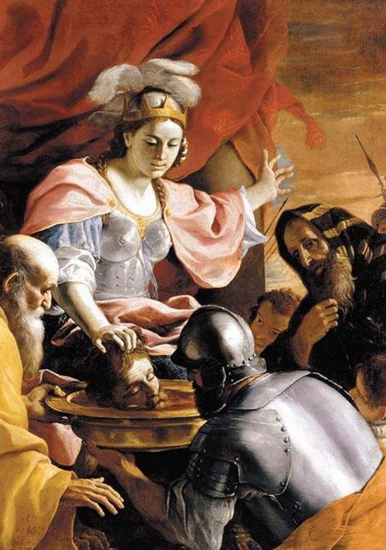 Tomyris Sought Vengeance For T is listed (or ranked) 1 on the list Female Military Leaders Of The Ancient World