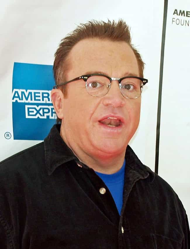 Tom Arnold is listed (or ranked) 1 on the list Dr. Drew Ranks His All-Time Favorite Loveline Guests