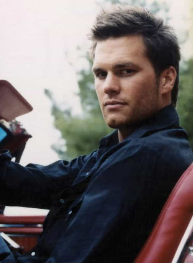 Tom Brady is listed (or ranked) 2 on the list 18 Male Athletes Who Model