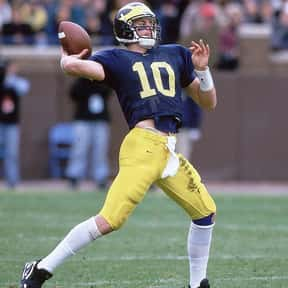 Tom Brady is listed (or ranked) 19 on the list The Best Michigan Football Players of All Time