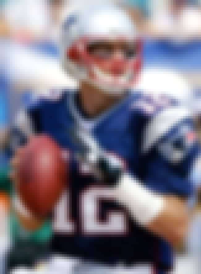 Tom Brady is listed (or ranked) 1 on the list My Fantasy Football Team