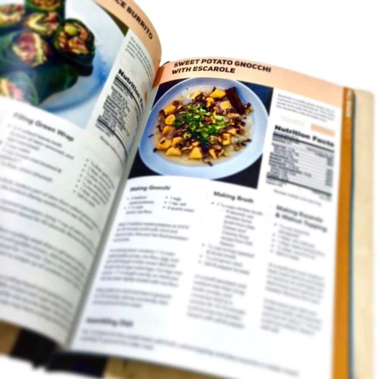 Tom Brady is listed (or ranked) 1 on the list 38 Celebrities Who Wrote Cookbooks