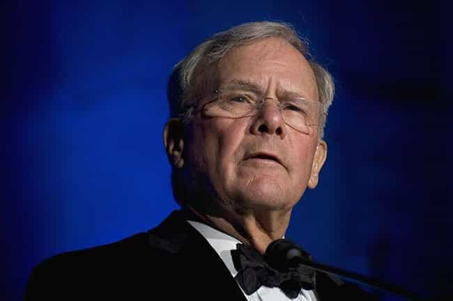 Tom Brokaw is listed (or ranked) 5 on the list Famous Celebrities Born With Cleft Lips