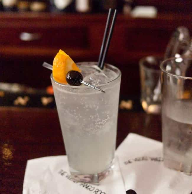 Tom Collins is listed (or ranked) 4 on the list 18 Surprising Origin Stories of Your Favorite Cocktails