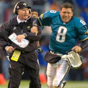 Tom Coughlin is listed (or ranked) 1 on the list The Best Jacksonville Jaguars Coaches of All Time