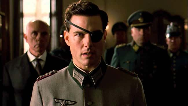 Tom Cruise is listed (or ranked) 20 on the list The Biggest Facepalms in Movie Casting History