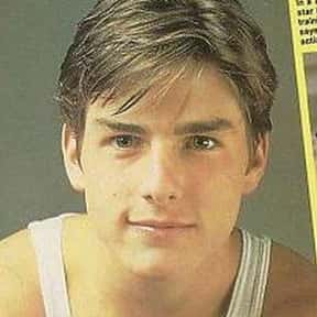 Tom Cruise is listed (or ranked) 25 on the list The Greatest '80s Teen Stars